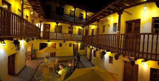 Huascaran-Cuzco