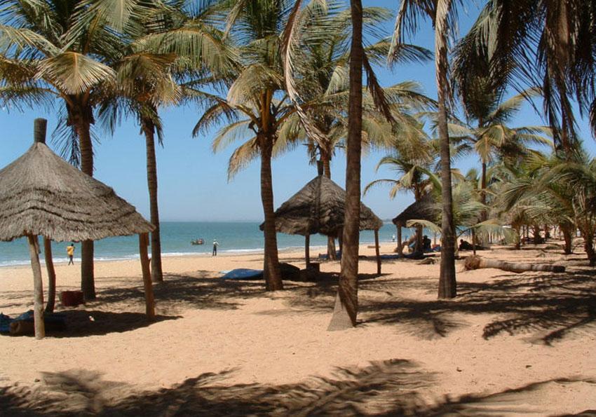 Sénégal - plage
