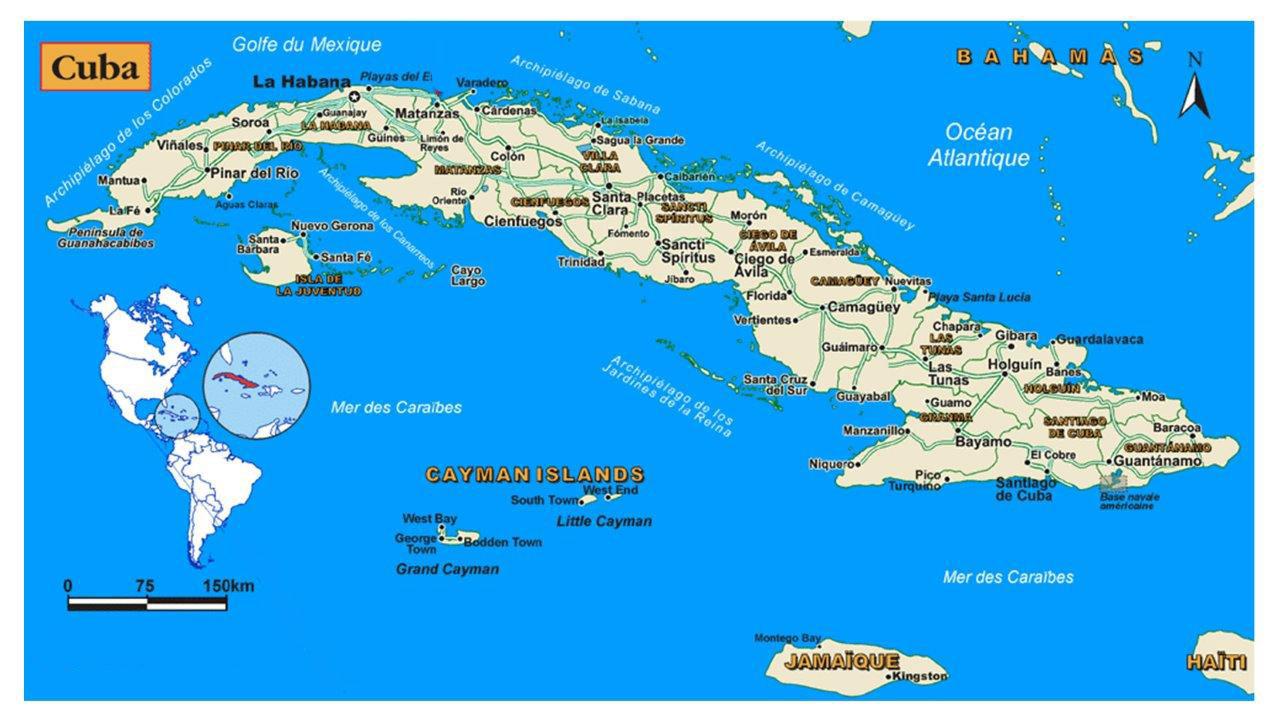 Carte-Cuba