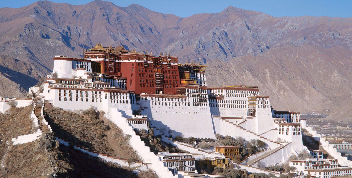 Capitale du Tibet