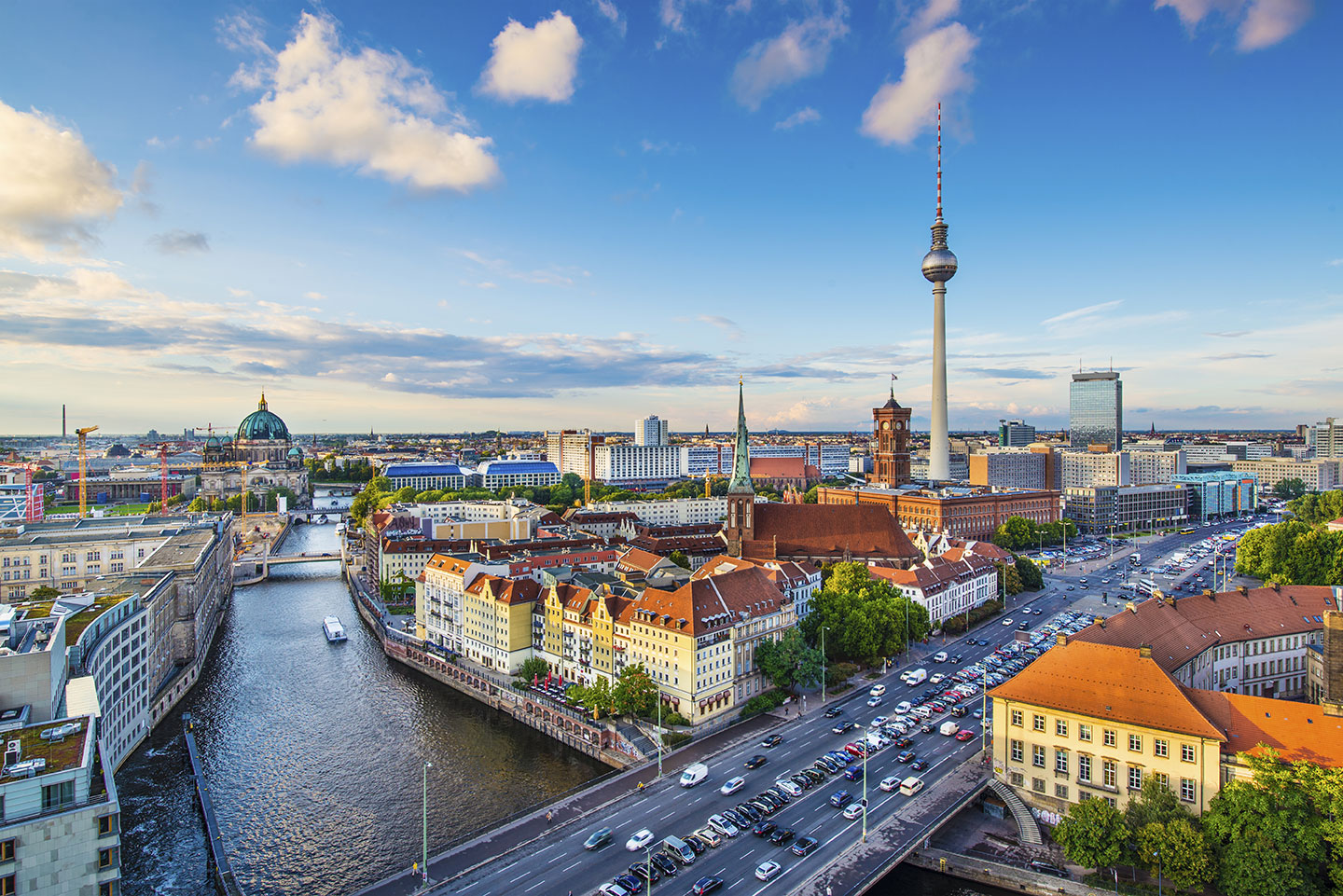 Berlin – Capitale d Allemagne