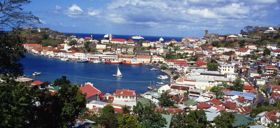 Saint george's - Grenade capitale