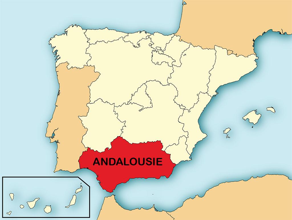 carte-andalousie-images-et-plans