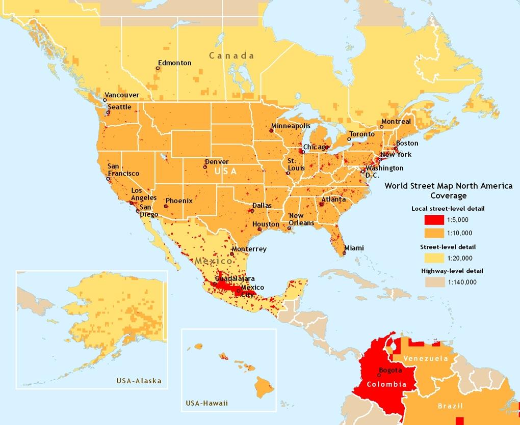 Carte Amerique Ville.Vous Avez Cherche Carte Amerique Du Nord Voyages Cartes