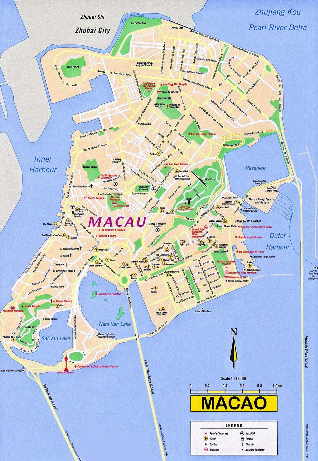 Macao Carte