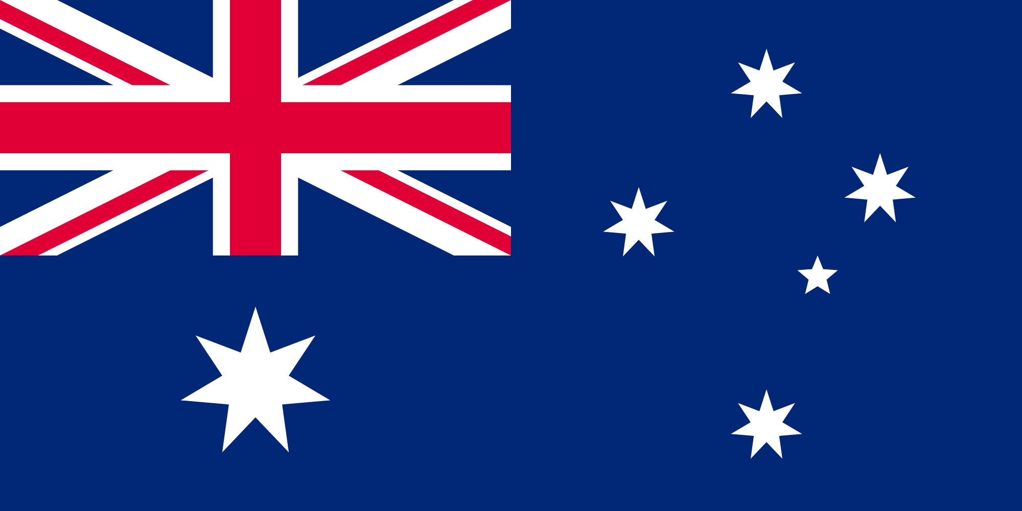 Australie - Drapeau