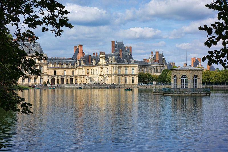 Fontainebleau - Château