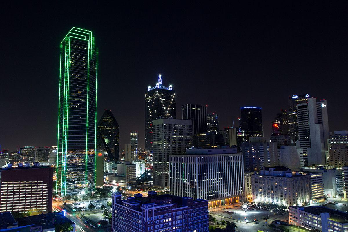 Ville De Texas Carte