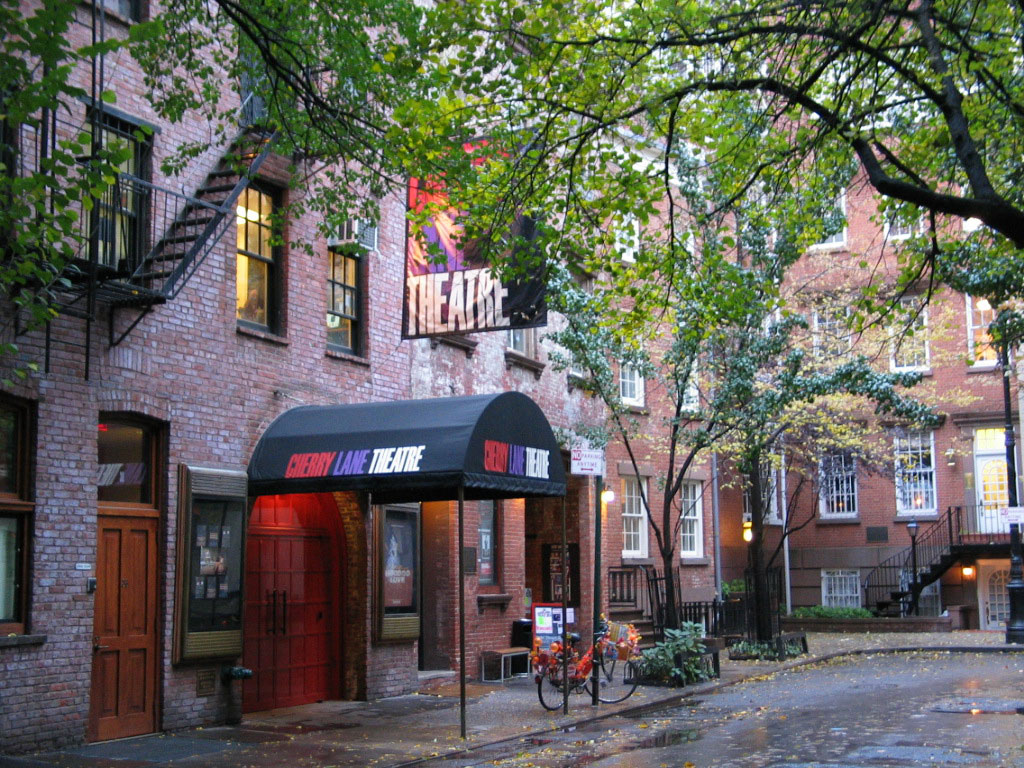 Quartier de new york voyages cartes for Appartamenti greenwich village new york