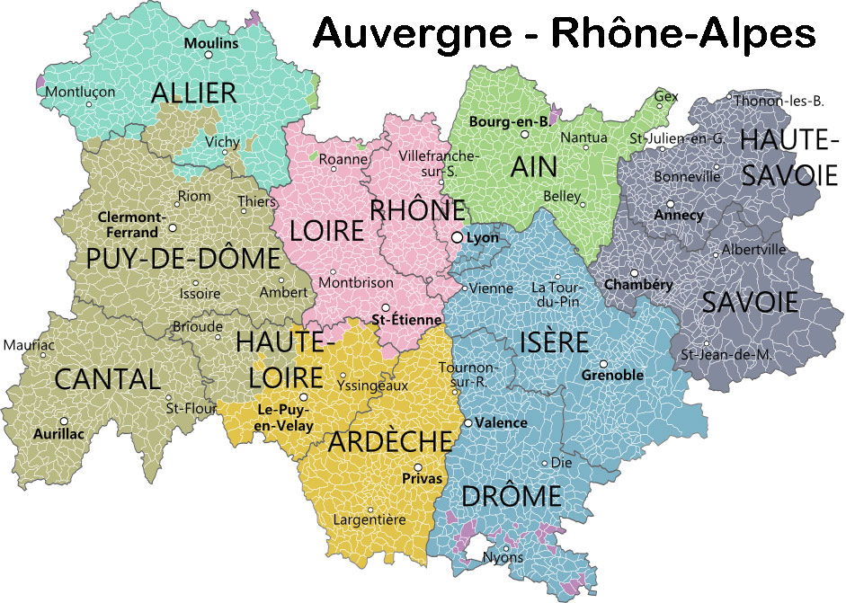 Auvergne Rhone-Alpes