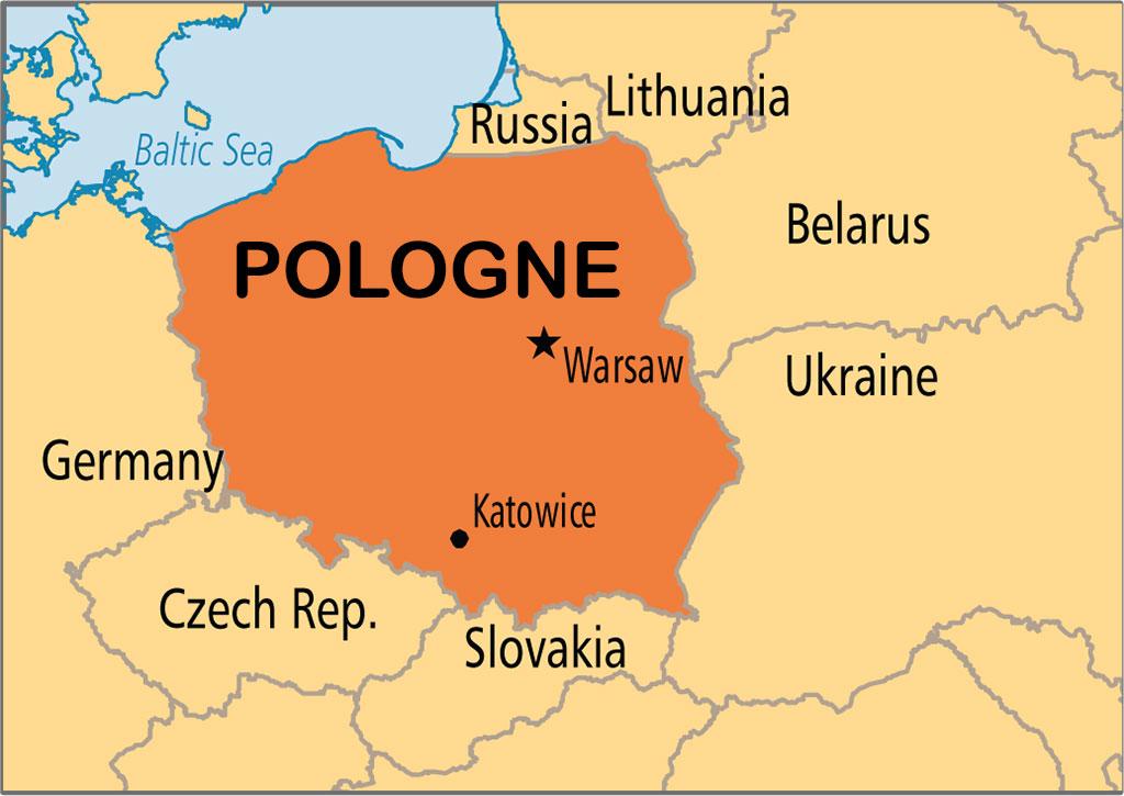 Recherche femme polonaise en france