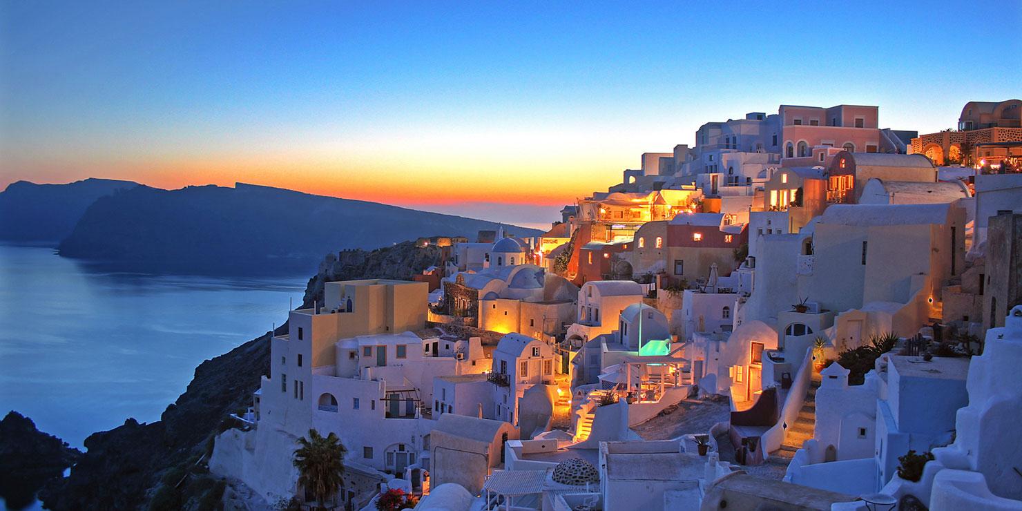 Gr ce vacances for Sejour complet grece