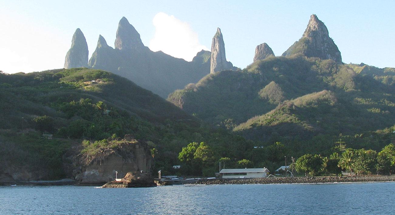 Iles Marquises - Polynésie