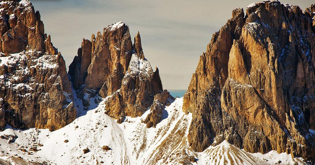 alpes dolomites