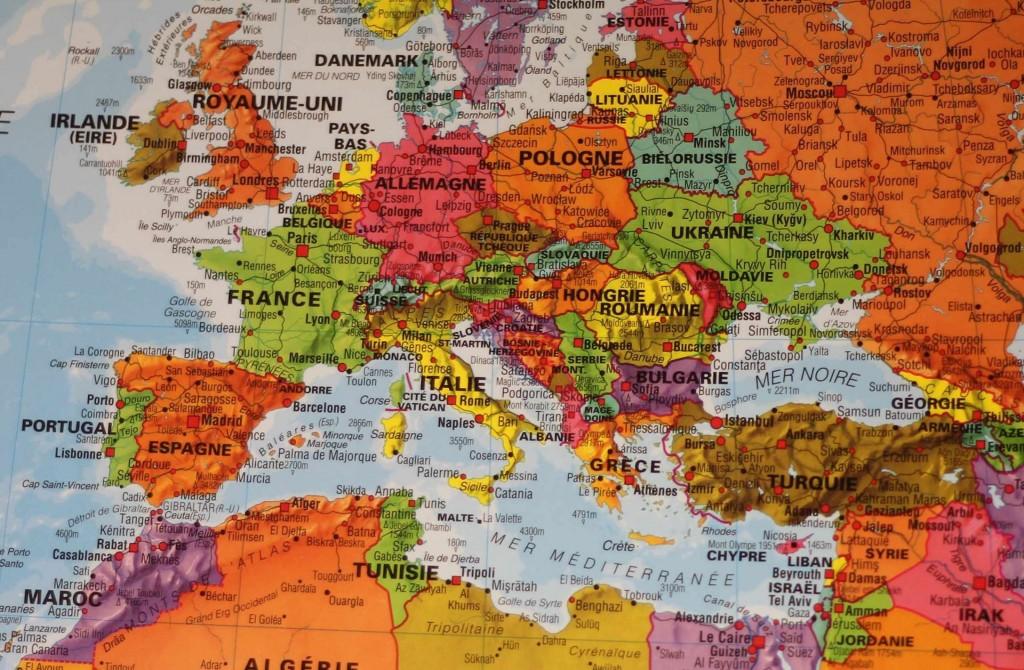 Crete Carte Geographique Monde.Carte Du Monde Angleterre Voyages Cartes