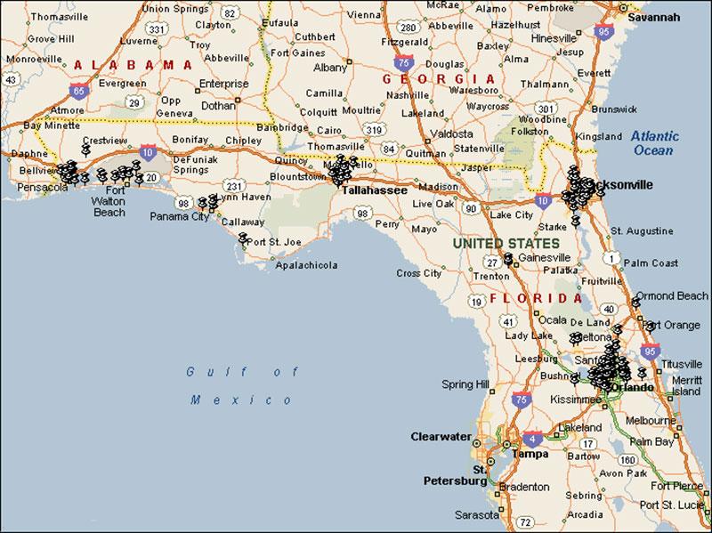 Floride Nord