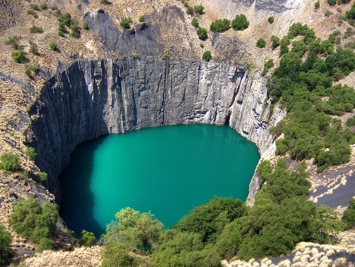 kimberley afrique-du-sud