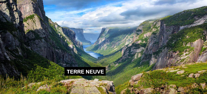 Terre Neuve - Canada