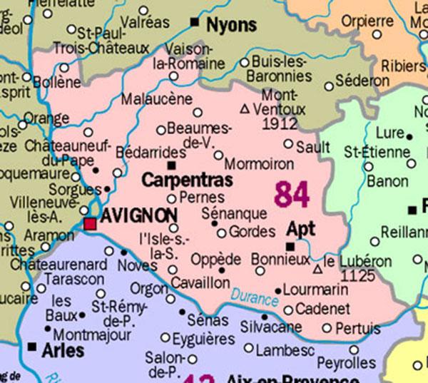 Info region paca for Region bouche du rhone