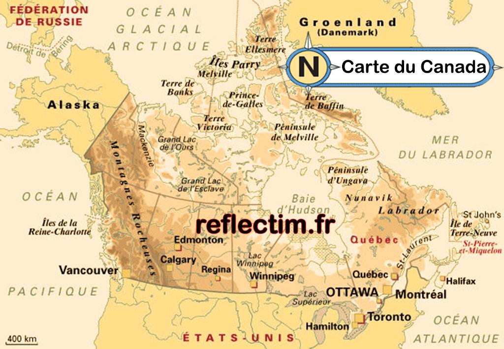 carte-du-canada