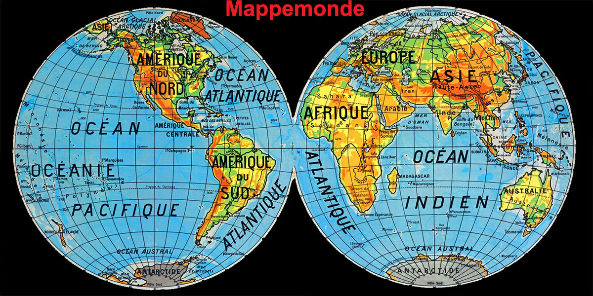 la-mappemonde