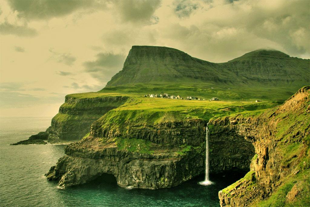 Les îles