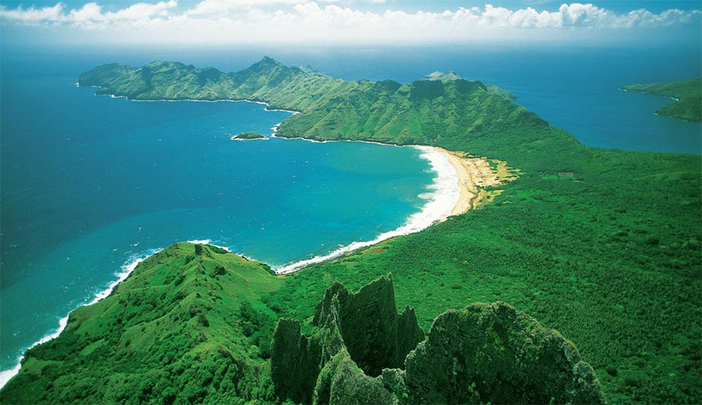 Les îles Marquises