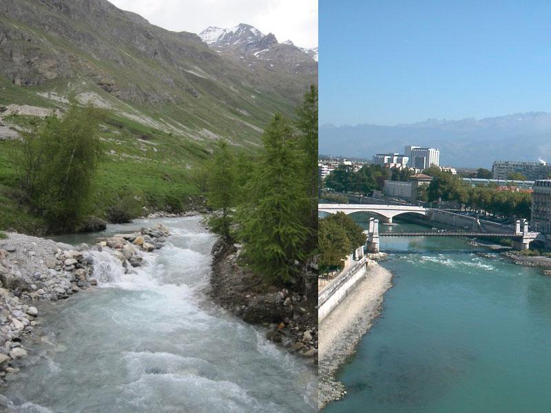 Isère rivière