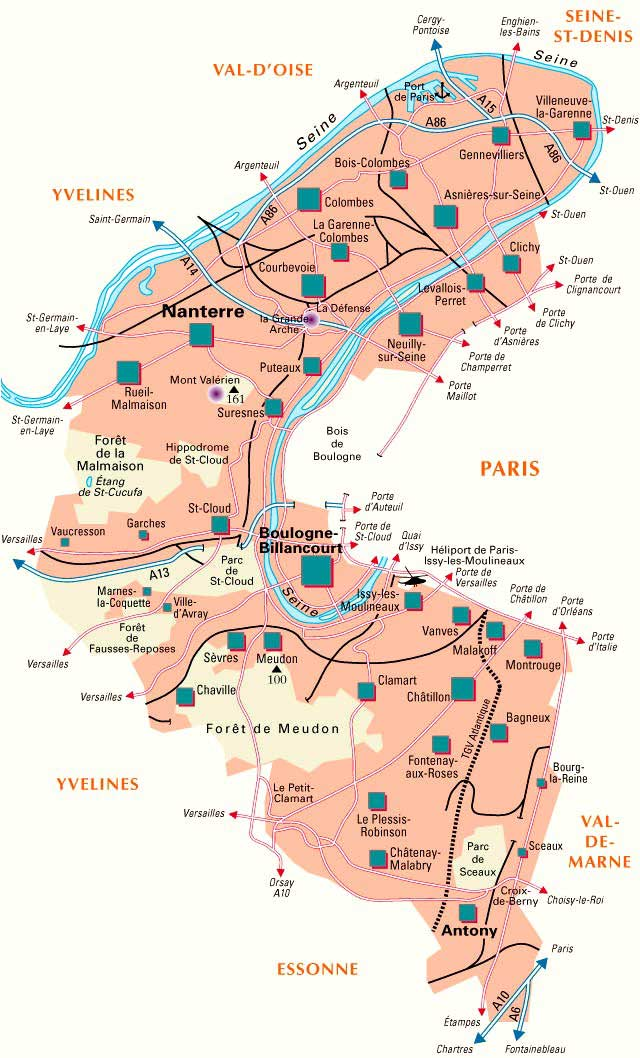 Hauts de Seine