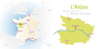 Carte-France Anjou