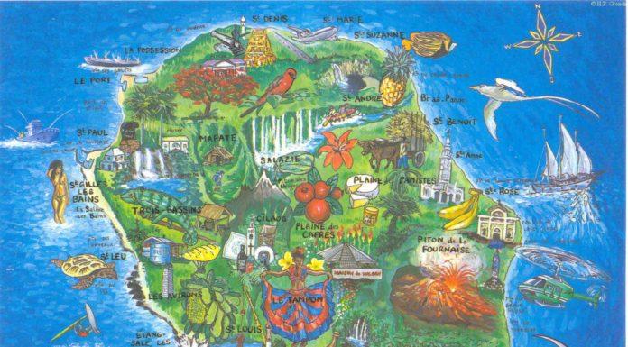 La Réunion - département 974