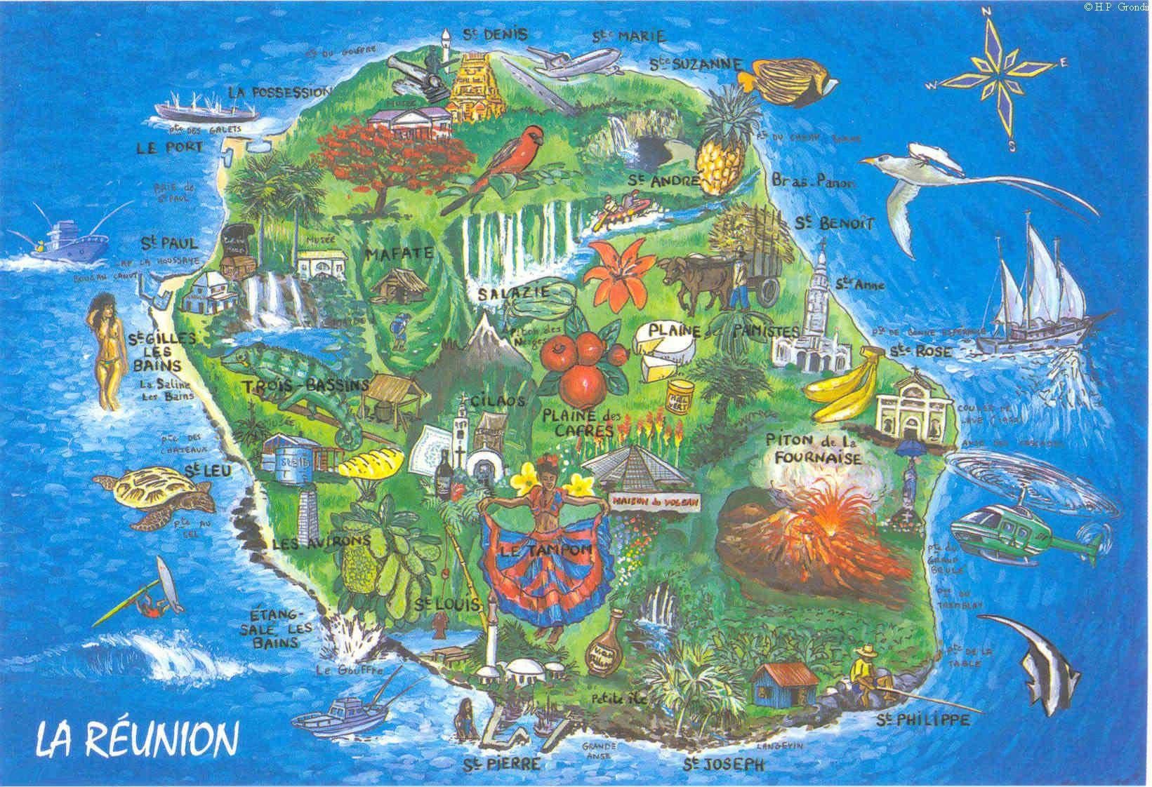 La Réunion 974