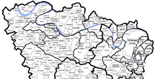 Plan des Yvelines