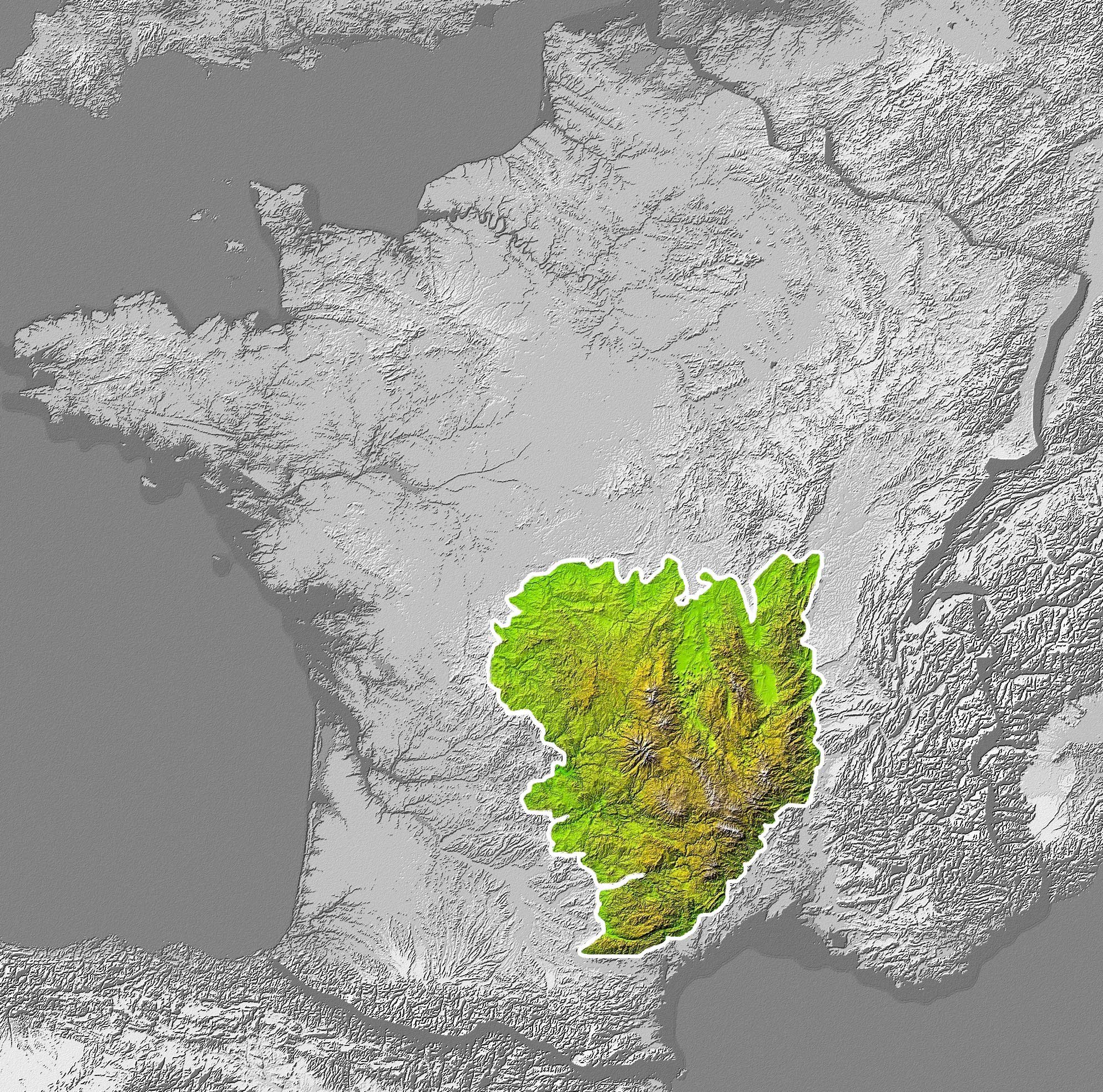 Massif Central