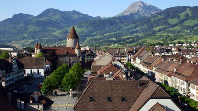 Bulle Suisse