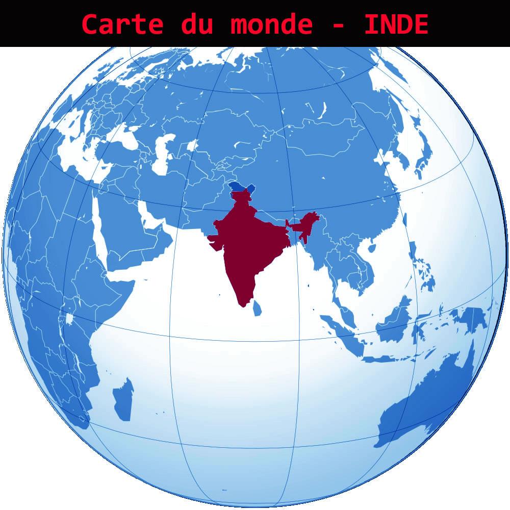 carte-du-monde-inde