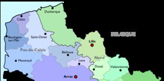 Région Nord pas de Calais