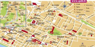 Plan de Rouen