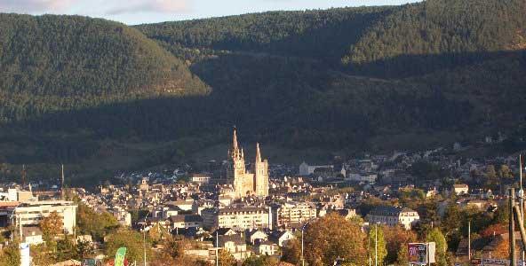 Mende – Région Languedoc-Roussillon