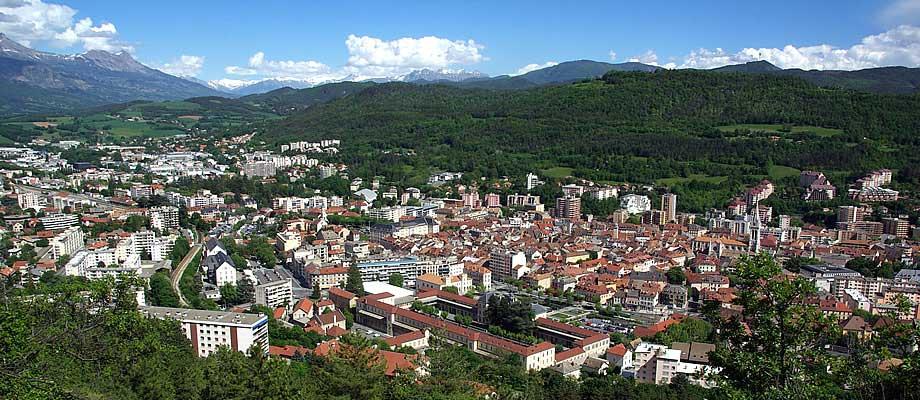 Gap – Région Provence-Alpes-Côte d Azur