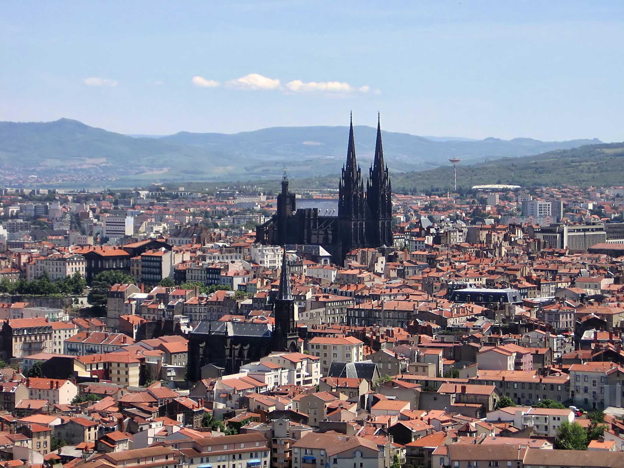 Clermont-Ferrand – Région Auvergne