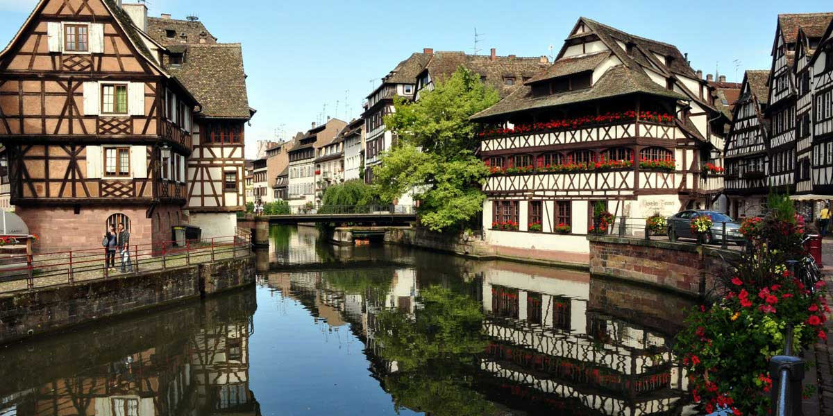 Strasbourg – Région Alsace