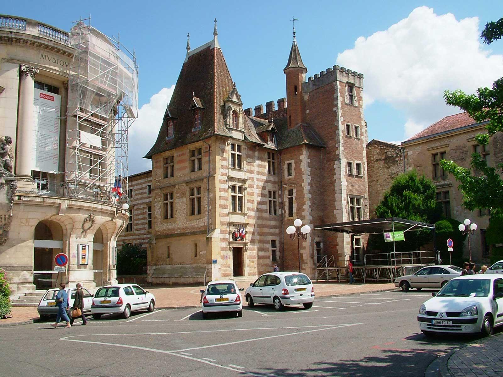 Agen – Région Aquitaine