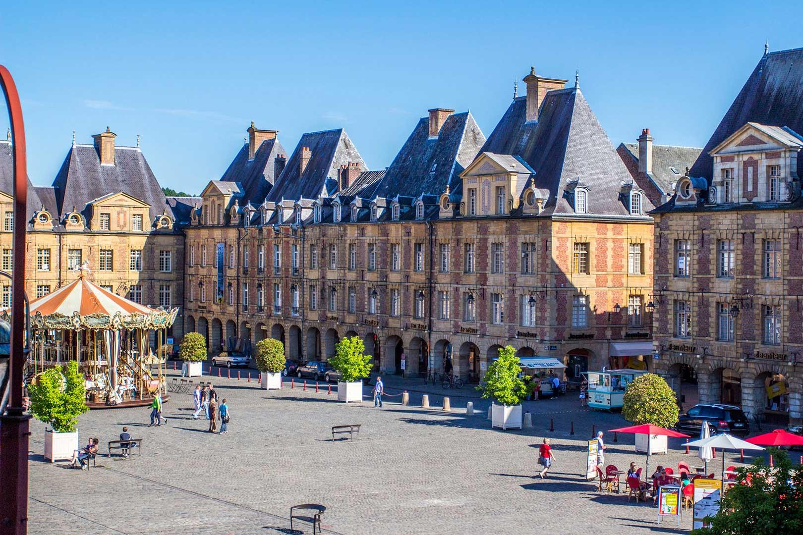 Charleville-Mézières – Région Champagne-Ardenne