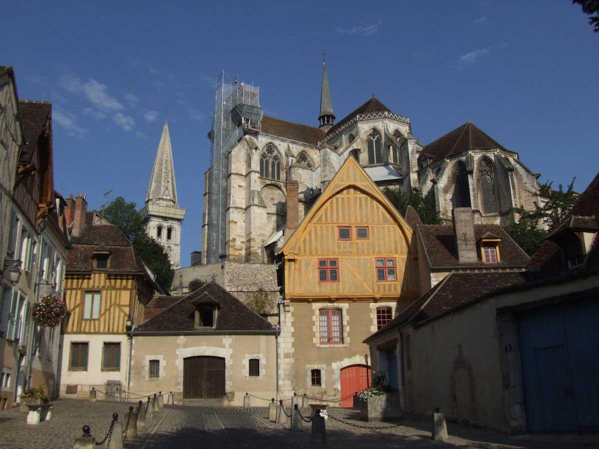 Auxerre – Région Bourgogne