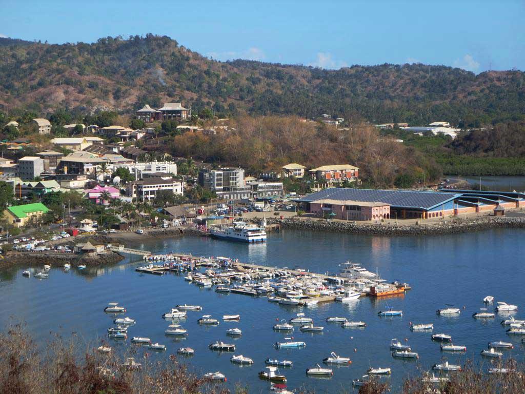 Mamoudzou – Région Mayotte