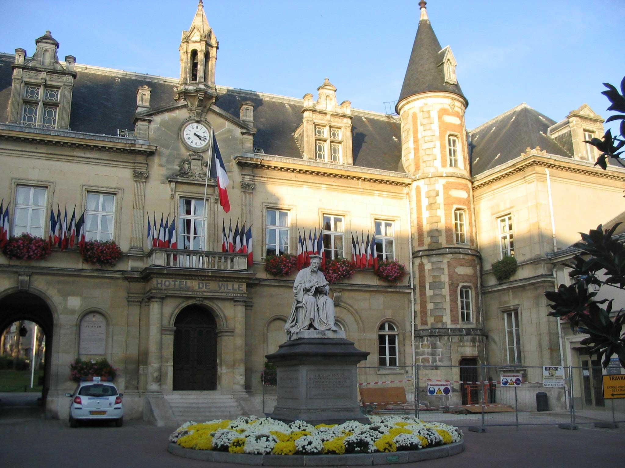 Melun – Région Ile-de-France