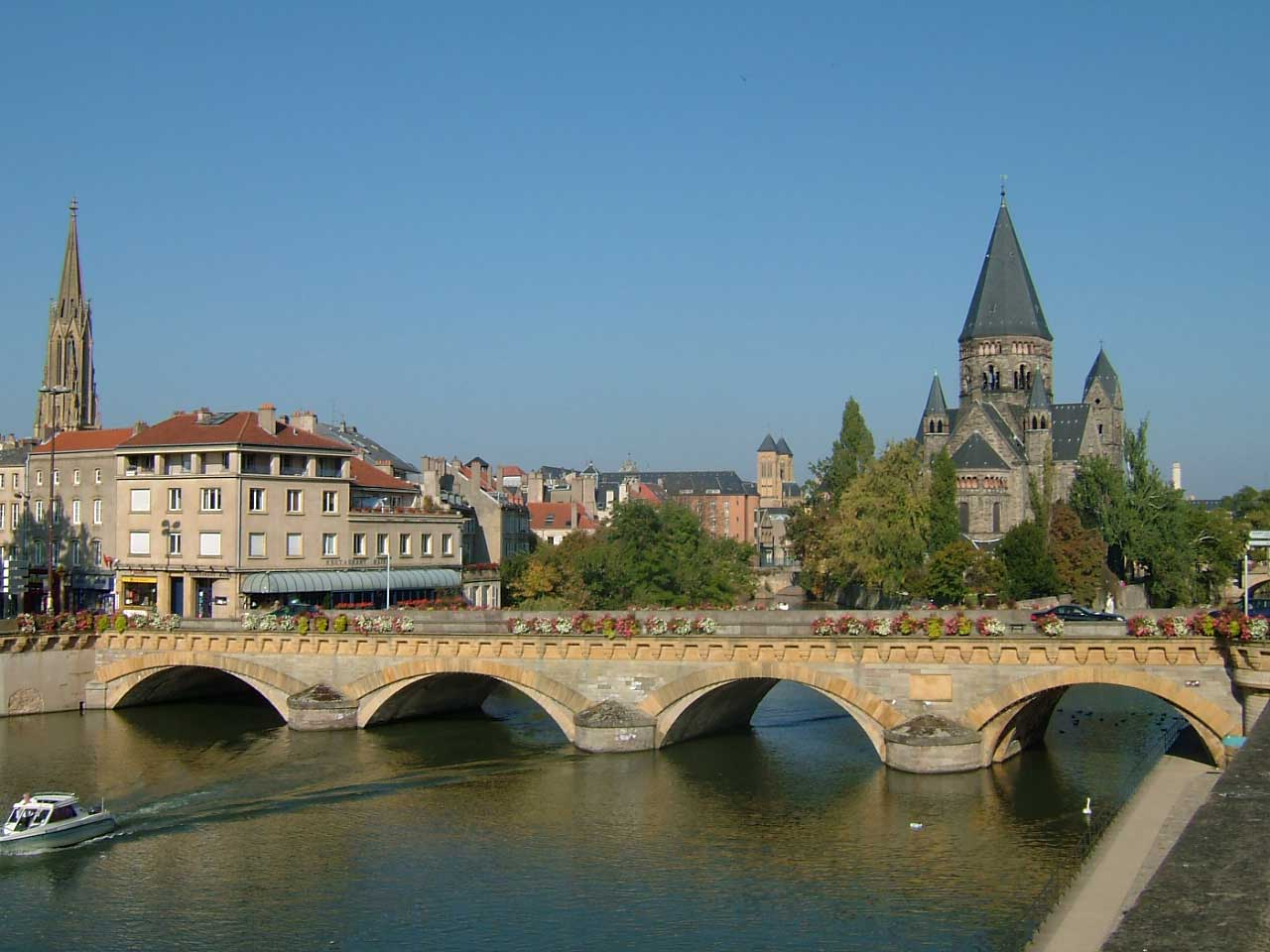 Metz – Région Lorraine