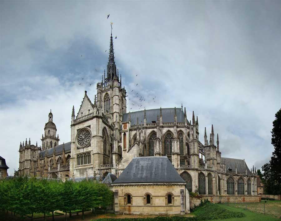 Évreux – Région Haute-Normandie