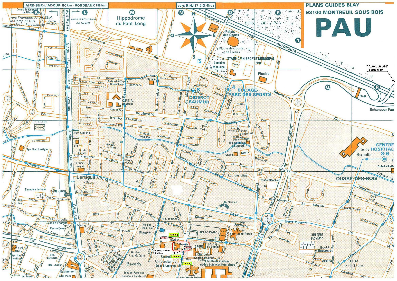 Pau – Région Aquitaine